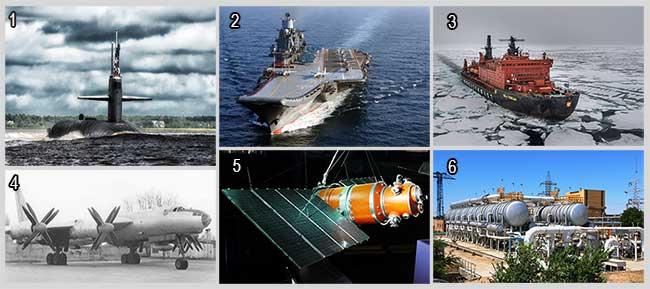 применение ядерных реакторов
