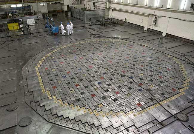 реакторный зал