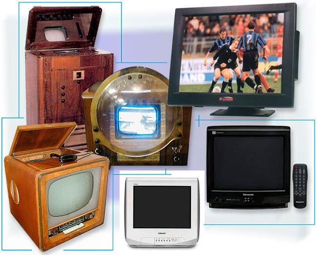 поколения телевизоров