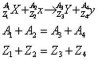 закон сохранения зарядового числа