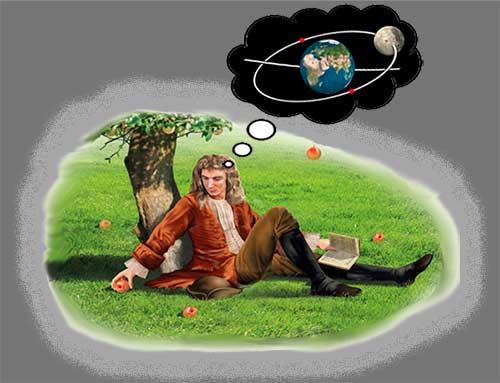 легенда о Ньютоне