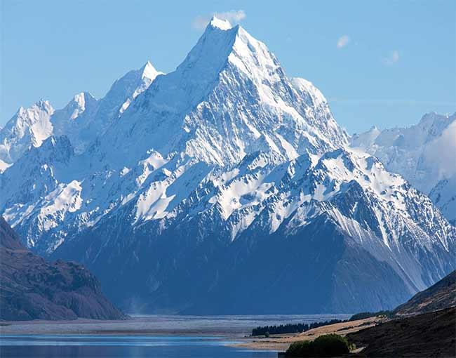 максимальная высота гор