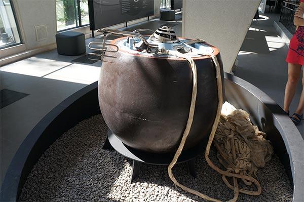 спускаемый аппарат венера