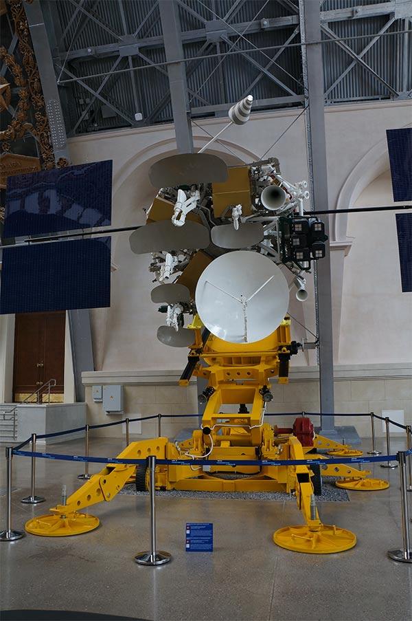 космический аппарат связи